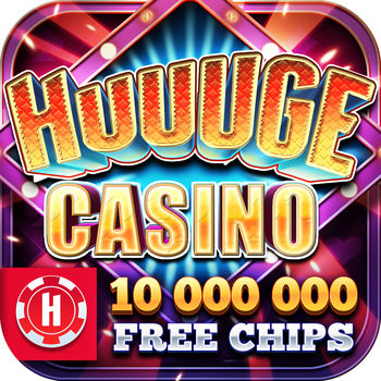 Slots - Huuuge Casino: Free Slot Machines - Join the world's biggest casino community with SLOTS™ HUUUGE CASINO. Play the best slot machines, compete in leagues, join clubs and have great fun in Las Vegas style. SLOTS™ HUUUGE CASINO is THE casino slots experience you want! SLOTS™ HUUUGE CASINO gives you access to over 100 TOP SLOT GAMES, POKER, BACCARAT, ROULETTE and many other casino games! Download Slots™ Huuuge Casino now - The #1 casino on mobile!A MASSIVE SELECTION OF CASINO GAMESWe have all the best casino games and an incredible selection of unique slot games. Slots™ Huuuge Casino is a FREE online multiplayer casino game where you play with people from all over the world. You will never have to look for another slot game after playing SLOTS™ HUUUGE CASINO.TEAM-UP AND TRY CLUBS & LEAGUES Team-up with other players and try our latest feature — Clubs! Clubs make gaming more social and fun! You can join one of the existing Clubs or create your own. Dominate other clubs in leagues, while playing your favourite slots, card games and other casino games.PLAYERS LOVE HUUUGE EXPERIENCEThe Huuuge experience means a fun, social experience, truly amazing slot machines and casino games that can be played with your friends and people from all over the world. Real-time multiplayer games! Feel the thrill of Vegas at your fingertips!We offer the best gaming machines:? Casino Slots ? Classic Slot machines ? Poker? Blackjack ? Roulette ? Video Poker ? Baccarat and more.Don\'t hesitate and download SLOTS™ HUUUGE CASINO now and get the best slots and casino experience on mobile! Get the real Vegas experience! Millions of players chose HUUUGE CASINO, so play it now!FIND US:Find and like us on Faceboook at: https://www.facebook.com/huuugecasinoIf you need help or support, please contact us at: support@huuugegames.comThe Best Free Casino Games and Slot Machines are produced for you by Huuuge™? The game is intended for a mature audience.? The game does not offer real money gambling or an opportunity to win real money or real prizes.? Wins made while gambling in social casino games can\'t be exchanged into real money or real rewards.? Past success at social casino gambling has no relationship to future success in real money gambling.