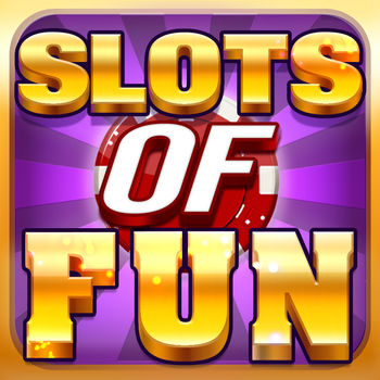 Slots of Fun™ - ***THE BEST FREE-TO-PLAY SLOTS GAME EVER*** Download the best multi-slot experience today! Packed full of fun and thrills - Slots of Fun. You\'ll have a blast playing for big payouts! Every machine has a uniqe play style that provides massive amounts of fun! Slots of Fun is especially designed to give you the experience of Vegas slots on your  iPhone/iPad. If you LOVE slots, there\'s no doubt you\'ll be downloading Slots of Fun. Features: -Varying play styles to keep things interesting! -Fire spin mode that makes your big wins even bigger! -Extra bonus chips each hour! -Offline mode available: free to play with or without internet connection!