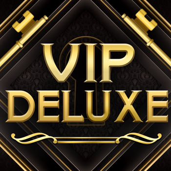 Slots: VIP Deluxe Slot Machines - Free Pokie Games - *** Play over 30+ Free Pokies and Slot Machines in VIP Deluxe Slots! ***-- Play online or offline, with or without wifi -- any place, any time!-- REAL VEGAS ODDS-- DELUXE Slots Graphics!Win Big with SLOTS: VIP Deluxe Slot Machines - Free Slot Machines and Poker Games!!! New Slots Added every month for 2016! Don\'t miss out on the greatest new Pokies in this Slot Game App: Play VIP Deluxe Slots Casino TODAY!These free slot games are intended for adult audiences and do not offer real money gambling or any opportunities to win real money or prizes. Success within this free slots game does not imply future success at real money gambling.