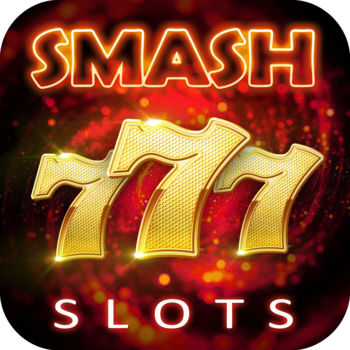 Smash Slots - Smash Slots, it will totally change the way you think about slots!Download now! New players get 500,000+ FREE BONUS COINS!Top-of-the-line graphics married with super fun slots.From a mysterious vampire haunt and Mount Olympus, all the way to Las Vegas. Cool in-game characters are ready to join you on this great journey!Upgrade your in-game assistant to complete challenging tasks. Incredibly fun gameplay that never ends!Smash Slots\' huge variety of gameplay will give you the most realistic casino experience, so start playing one of the most advanced casino games in the world NOW!Download Smash Slots now and enjoy the following features:- Stunning graphics.- Huge and extremely frequent payouts. The wins just keep coming!- In-game characters, all with different skills to help you get the biggest wins.- Free spins, bonus games, progressive gameplay and more!- Hit the reels and spin the wheels to find your luck and fortune.- Invite your friends and share that winning feeling.Like us on Facebook and collect frequent bonuses on our fan page: https://www.facebook.com/smashslots