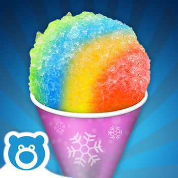 Snow Cone Maker - by Bluebear - Make your own snow cones from scratch with Bluebear\'s latest app \