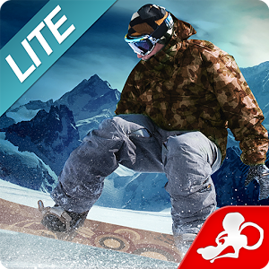 Snowboard Party Lite - Snowboard Party brings the thrill of snowboarding to your mobile device! Get ready to ride down the slopes at extreme speed and catch some big air to perform the craziest tricks in 21 completely unique adrenaline-filled locations.