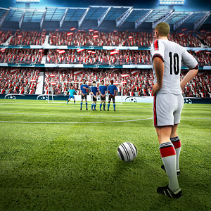 Soccer Football World Cup - Soccer Flick World Cup is the best free kick soccer game.