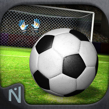 Soccer Showdown - •• TOP 10 APP •• FEATURED AROUND THE WORLD BY APPLE ••The most advanced shootout game ever! Represent your nation in this global online free-for-all.• KICK LIKE A SUPERSTAR •Soccer Showdown\'s genre-revolutionizing PhysKick™ engine gives you perfect control over every kick. This isn\'t your average \