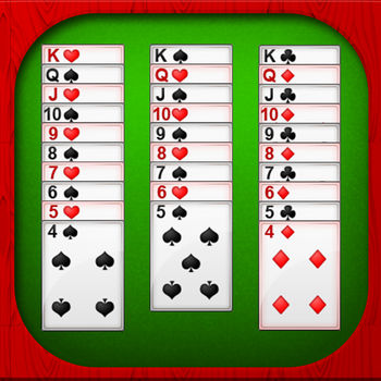 Solitaire Arena - Solitaire Arena is on Facebook and mobile!We\'ve taken the classic game of solitaire and made it even more engaging by adding:     - 8 people tournaments all day     - real time one vs. one gaming=================Yes, you actually play Solitaire against someone else, in real time: same game, same shuffle. You can also see your opponent\'s top foundations, to get an idea of how much you are in front.The rules of the game are the same solitaire rules that you already know.The experience is suited for your mobile phone: easy to see cards and ease of use for the game. You just tap on a card and it goes, almost magically, where it should go. You can still drag and drop, if you want that, but the touch&go experience will be so much better (also allowing you to play faster).=================You can also use all the powerups you got used to: Hint, Undo. We also offer you two more: Magnet (AutoEnd) and Magic.Magic allows you to get unstuck. No more games of Solitaire that you get stuck in, you just use one magic and that illusive hidden card is available to play. And this happens without changing anything in the mechanic of the game!Connect with Facebook, if you want, to see the avatars of your opponents. We do not send any message to your Facebook friends, don\'t worry. You can still play the game without Facebook connection, don\'t worry.=================Here is a full list of things Solitaire Arena offers:- Free tournaments all day- One vs. one multiplayer- Social experience- Big signs on cards- Tap a card to send it to its place- Drag and drop cards- Hint shows available moves in a visible way- Unlimited undos and hints- Auto finish a game once you solved it- iOS Game Services and Facebook connection- Global, national and friends leaderboards