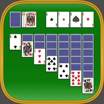 Solitaire by MobilityWare - Solitaire by MobilityWare is the ORIGINAL maker of Solitaire with Daily Challenges. We've made some incredible updates to our Solitaire to include fun new features! Don't forget, with this version you will enjoy Ad-Free game play! If you like Windows Solitaire, you\'re going to love this app. The familiar Windows Solitaire game you used to play on your computer is now available on the go!We have NEW THEMES! Summer Sports, Summer, Fall, New Year's, Spring and Rainy Day!Check out the new Solitaire iMessage Stickers for your text messages! To send a sticker, open your Messages app. Tap the Apps button (which looks like the App Store icon), then select our Solitaire icon to view and pick from the sticker pack.We've always aimed to recreate the simple fun of the classic game of Solitaire. Each day you'll receive a unique Daily Challenge. Solve the Daily Challenge and receive a crown for that day. Earn trophies each month by winning more crowns! Your Daily Challenges, crowns, and current trophy status are available to view any time.Play by yourself or challenge other players in real-time. Solitaire can deal the same hand to multiple players so they can compete against each other at the same time. You can have your choice of playing with your friends or testing your solitaire strategy against a completely random player. Just because it's Solitaire doesn't mean that the play has to be solitary!Haven\'t won in a while? The Winning Deals feature creates a game that deals hands guaranteed to have at least one winning solution. Use \