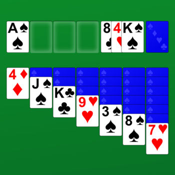 Solitaire Free™ - Welcome to the best looking Solitaire game in the App Store! Play FREE forever!Classic Solitaire can't be beat! Play the timeless card game with a beautiful new look and easy-to-use controls. Smoothly move cards around the table with a tap or drag of your finger. Play easy games to relax, hard games to test your Solitaire skills, or even Vegas-style games with casino scoring! Stuck? No problem! Use the Hint and Undo features as many times as you need!FEATURES:- Classic Solitaire! The game you know and love!- Two Draw Modes: 1 or 3 at a time!- Three Challenge Modes! - Easy Games for New Players!- Hard Games for Passionate Solitaire Fans!- Responsive Cards! Watch them fly into place!- Smooth Animations & Beautiful Graphics! Solitaire never looked better!- Personal Score Tracking! Can you beat your best?- Stumped? Unlimited hints are here to help!- Make a mistake? Use unlimited undos!- AutoComplete to get the best possible time!- Standard Scoring Offers Classic Solitaire Challenge!- Vegas Scoring Mode Brings You Right Into the Casino! - Bored of traditional card designs? Customize your own!- Don't like the background? Choose a new one!- Play offline! No Internet connection required.Top notch performance on your iPhone, iPad, or iPod Touch!Follow Storm8 Studioswww.storm8-studios.comfacebook.com/storm8twitter.com/storm8