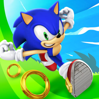 Sonic Dash - For mobile and tablet.How far can the world's fastest hedgehog run?Play as Sonic the Hedgehog as you dash, jump and spin your way across stunning 3D environments. Swipe your way over and under challenging obstacles in this fast and frenzied endless running game.SONIC…The world famous Sonic the Hedgehog stars in his first endless running game – how far can you go?…DASH!Unleash Sonic's incredible dash move that allows you to run at insane speed and destroy everything in your path!AMAZING ABILITIESUtilise Sonic's powers to dodge hazards, jump over barriers and speed around loop de loops. Plus defeat enemies using Sonic's devastating homing attack!STUNNING GRAPHICSSonic's beautifully detailed world comes to life on mobile and tablet – never has an endless runner looked so good!MULTIPLE CHARACTERSChoose to play as one of Sonic's friends, including Tails, Shadow and Knuckles.EPIC BOSS BATTLESFace off against two of Sonic\'s biggest rivals, the always scheming and cunning Dr. Eggman and the devastatingly deadly Zazz from Sonic Lost World! Use all of Sonic\'s agility and speed to take down these villains before it\'s too late!POWERUPSUnlock, win or buy ingenious power-ups to help you run further. Including head starts, shields, ring magnets and unique score boosters!KEEP ON RUNNINGGet more rewards the more you play! Level up your score multiplier by completing unique missions, or win amazing prizes including Red Star Rings & additional characters by completing Daily Challenges and playing the Daily Spin.SOCIALLY CONNECTEDChallenge your friends on the leader boards or invite your friends through Facebook to prove who the best speed runner is…- - - - -This game may include \