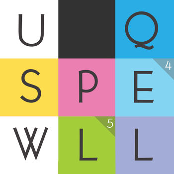 Spelltower - Looking for a word game that goes beyond a simple Scrabble/Boggle/Jumble clone? SpellTower is for you.