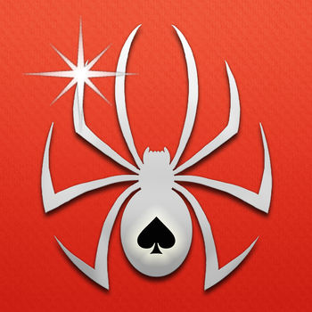 Spider ? Solitaire - Spider Solitaire is the #1 free card games solitaire! Discover the next evolution of the classic free spider solitaire with amazing graphics and ease of use. This is a card game like one you have never experienced before. No wonder this free solitaire is rated so highly!And, with our optional extra-large card symbols, squinting the eyes is a thing of the past!With this solitaire game you get unlimited puzzle games, all free games, all best of class games, and we have added a Smart Point System and multiple levels of difficulty: Easy, Medium, Hard, Bold, and Expert :)Spider Solitaire, along with Solitaire (Klondike), FreeCell Solitaire, Spiderette Solitaire, and Card Games solitaire, is part of our family of card games and puzzle games, all created with the same mix of passion for enjoyment, midnight oil, and deep technology skills to bring you the best solitaires… try the difference.This is what some of our players are saying: :) \