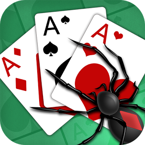 Spider Solitaire -Card Game - Spider Solitaire Classic is the one of the best free card games solitaire! As the one of the most popular classic solitaire games, it contains puzzle, strategy, fun altogether in this game. Unlike other games, it needs your brain keep running and also can be one of your family games.   And with our brand new large card symbols, squinting the eyes is a thing of the past!  Spider Solitaire Classic has been one of the best games in top games rank, come on for more fun!  Please enjoy yourself with Spider Solitaire Classic  Poker Game!!!  With this Spider solitaire card game you also get all the nice features you would expect from a first class card game.  If you love  FreeCell Classic,Solitaire Classic  and Classic Spider. card games, don\'t miss our best Spider Solitaire Classic. Just give the game a try, and we promise Spider Solitaire  Classic  is the most fun and beautiful Spider Solitaire Card Game you\'ve ever played.=== Spider Solitaire Classic Fun Card Game Features ===♦ Easy use interface♦ Free unlimited undo♦ Hints next move♦ Auto-save and resume♦ Drag and drop cards♦ Records                     ♦ Sound effects♦ Three difficulty levels: One suit/Two suits/Four suits(spades,hearts,diamonds,clubs)♦ Tap to place cards♦ Drag and drop cards♦ Spider solitaire classic game rules♦ Free games♦ Scores, moves, and times♦ Statistics  and so on......... Download our Spider Solitaire Classic  today  and We hope you will enjoy the Spider Solitaire,Your support will be   our greatest motivation!