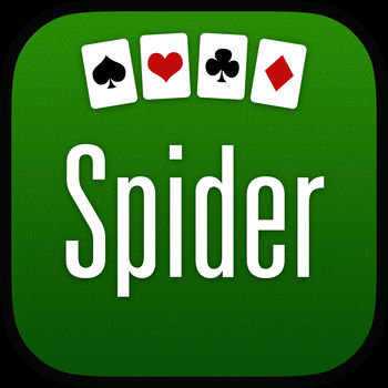 Spider Solitaire Classic - The most addictive form of Solitaire!Iversoft Solutions presents Spider Solitaire Classic, a more challenging take on traditional Solitaire, providing one of the most fun and rewarding Spider Solitaire experiences in the app store today!Spider Solitaire is one of the most popular versions of Solitaire, where you are tasked with placing all cards from each suit into descending sequences.  In Spider Solitaire Classic you may play your way through 1 and 2 suit games, or when the time is right, up the difficulty to 4 suit games to truly challenge yourself. Play anywhere, any time, and for as long as you like. Spider Solitaire Classic is free, and will remain free.Don't wait any longer, get your Solitaire on!Features:•	Both Landscape and Portrait modes.•	1, 2, and 4 suit game modes.•	Unlimited Undo•	Customizable card backs•	Tutorial•	Statistics•	Play in both Portrait and Landscape modes•	Game saves, for quick pick-up and play•	Play on both Tablet and Smartphone•	Easy drag and drop interfaceIf you liked Spider Solitaire Classic, try our other games: •  Solitaire Classic •  Spider Solitaire •  BearBlitz •  Sweep Those Mines! •  Pocket Sudoku •  Multiplayer War •  Three Peaks SolitaireFOLLOW us on Twitter:@IversoftGamesLIKE US on Facebook:https://www.facebook.com/IversoftSpider Solitaire Classic is ad supported.