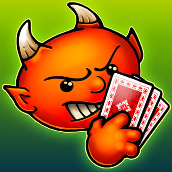 "Spite & Malice - Free Card Game - Spite & Malice, the card game with attitude and is now optimized for iOS 9 and iPad Pro!Also known as Skip-bo, Spite & Malice is about racing your opponent to play cards from your pile. Don\'t overload your side stacks! Block your opponent when you can to slow their pace. You can even customize the board and cards to play Spite & Malice your way.Play Spite & Malice now and unleash your inner Spite! It\'s free, so why wait?__________________________________________AWESOME FEATURES-Single player has three levels of deviousness (easy, medium, and hard)-Personalize your cards and background-Full iOS 8 optimization for iPhone and iPad__________________________________________CUSTOMER REVIEWS: Spite and Malice""This game is addictive. I have deleted it twice because I was getting eye strain but I keep re-installing it"" ""I can't put it down, and it's been about a week…""""Super addicting and just plain fun.""__________________________________________Follow us online for news and promotions:- Facebook: http://www.facebook.com/trivialtech- Twitter: http://www.twitter.com/trivialtech"