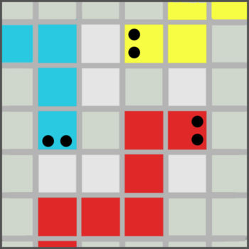 splitz.io - Split and conquest in this new io game, simple and fun.Fill the map with your color everything you can.Move with the arrows on the screen and use the special button to increase the speed for a short period of time.Make your way back to your base and to fill all of your color.If someone bumps on the road with your route, you lose.