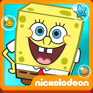 SpongeBob Moves In - You've perfected the art of fry cooking… now what? Keep cookin' ! You have plenty of quests, tasks, costumes and items to collect in order to make your Bikini Bottom, The Ultimate Bikini Bottom! • Featured items • Bug fixes & Optimizations WI-FI: Connect to your nearest Wi-Fi hot spot to download all the awesome SpongeBob content the first time you play the game.