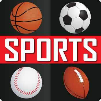 Sports Games Logo Quiz (Guess the Sport Logos World Test Game and Score a Big Win!) FREE - ***Guess the Sports Logo (World Sport Logos Trivia Quiz Game)...Universal App*** FREE What\'s that Team or Sports Logo? NFL, NBA, MLB, NHL, MLS, CFL, Tennis, Golf, Soccer, Football, Basketball, Hockey and Baseball!!Each level contains a Sports Logo from around the World. You will be tested to see if you can recognize them all - Can you guess them all and complete all of the levels on your own??  Some Legacy Logos will be found in the journey as well! Give it a try to see why this game is so fun and addictive. Join in on the fun now and START LEARNING! *CHALLENGING & INSTANT FUN * No need to register for anything...instantly start on your quest to solve as many puzzles as possible. Start playing and have fun! *CAN YOU GUESS THEM ALL?* Can you guess all the Sports Logos?? Try to unlock all levels and start the fun now! Quiz yourself and your friends!! *SIMPLE GAMEPLAY* What can that Logo be?? Start your intense FUN now and test your knowledge and see what you know! Follow us: migoapps.com Support: feedback.migoapps@gmail.com