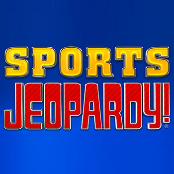 Sports Jeopardy! - Quiz game for fans of football, basketball, baseball, golf and more - BRAND NEW UPDATE with lightning fast and improved gameplay.  Now even better with a NEW Apple Watch app! From the creators of America's #1 Trivia Game and Emmy-winning TV show, Jeopardy!, comes the next level of competition with SPORTS JEOPARDY!Are you a die-hard sports fan? Do you know all the stats from any sport, in any era? Dominate the playing field with Sports Jeopardy!, the ultimate TRIVIA game for all sports fans. Test your vast knowledge of the NBA, MLB, NFL, NHL, MLS, UFC, College sports and many more categories!·       Experience a faster, quicker and smarter game with our new social multiplayer game play!·       Power Ups: Boost your score with in-game Power-Ups to rise up the leaderboard. Use \