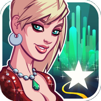 "Stardom: The A-List - *** If you're new to Stardom, please download our latest Stardom adventure, Stardom: Hollywood ***Optimized for the iPhone 5!BECOME THE WORLD\'S BIGGEST STAR IN THE WORLD\'S GREATEST CITIES: LOS ANGELES, LONDON, NEW YORK, PARIS, TOKYO AND TORONTO!Can you reach the A-List? Schmooze, flirt, lie, fight – and maybe even work – your way to STARDOM! From getting off the bus as a nobody to accepting an award as an international superstar, get rich and famous by starring in movies and TV shows and winning over fans. Customize your star look with the latest styles and hottest accessories! Hollywood in your hands – complete with exclusive clubs, upscale restaurants, movie studios and moreWork on-set to earn a 5-star performance, rave reviews, and more fansDate and dump celebrities, party at the best venues, and live it up in a luxury home with your exotic petsInvite friends to your entourage, have them co-star in your projects, or check the Top 100 to see who's more famous FOLLOW US: facebook.com/StardomGame facebook.com/GluMobile Twitter @GluMobile * * * Stardom: The A-List requires an iPhone 3GS, iPod Third Generation, iPad or later device to run * * * PLEASE NOTE:- This game is free to play, but you can choose to pay real money for some extra items, which will charge your iTunes account. You can disable in-app purchasing by adjusting your device settings.- This game is not intended for children.- Please buy carefully.- Advertising appears in this game.- This game may permit users to interact with one another (e.g., chat rooms, player to player chat, messaging) depending on the availability of these features. Linking to social networking sites are not intended for persons in violation of the applicable rules of such social networking sites.- A network connection is required to play.- For information about how Glu collects and uses your data, please read our privacy policy at: www.Glu.com/privacy- If you have a problem with this game, please use the game's ""Help"" feature.Stardom: The A-List 2011 (C) Blammo Games Inc. Blammo, Glu, G-man and Stardom: The A-List are trademarks or registered trademarks of Blammo Games Inc. and/or Glu Mobile Inc. in the US and/or in various countries. Use of this software is subject to Glu's terms of use located at http://www.glu.com/terms and privacy policy located at http://www.glu.com/privacy."