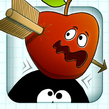 Stickman Apple Shooting Showdown - Free Bow and Arrow Fun Doodle Skill Game - ????? It\'s a new fun twist on an awesome classic! Apple shooting -- stickman style! ????? \