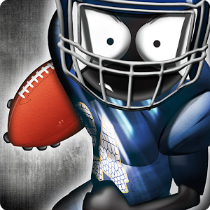 Stickman Football - American Football!, designed in a way you never played it before.