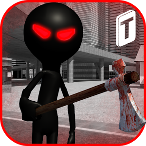 Stickman Shooter 3D - ** You're under attack by the EVIL Stickmen! SNIPE THEM DOWN OR DIE! **In this brand new deadly shooting game thats jam packed with thrills, you will have to hunt down all the stickmen who are trying kill you. You are on their hit list so shoot them down before they strike you down as their anger is out of control and they\'re hungry for your blood. The Stickmen want you DEAD so survive as long as you can by dodging death and destroying the enemy.Stickman Shooter 3D is the new shooting sensation that will blow your mind. You have been hired to shoot down all the stickmen before they terrorize the city. Don't show any mercy for them and do not underestimate them. Stickmen are eager to strike, hunt and will kill you so your time is of the essence. Headshots always help! So develop your shooting skills as you level up with each kill and conserve ammo.Stickman Shooter 3D features include:• Amazing 3D graphics of a city invaded by stickmen• 20 Challenging levels with a different missions for each level• Various weapons and special forces artillery including assorted sniper rifles, assault rifles and grenades• Earn experience points with your precise shooting, get energy refills and collect gold• Get extra features such as Shields for immunity, Medical kits to recover health levels and Time FreezersWith this new stickman sniper action, you'll get to enjoy killing stickmen with all kinds of weapons. Blast their head off with your sniper rifles or blow them apart with grenades. The war against stickmen is on and the killing is merciless.Don\'t forget to like us on Facebook at https://www.facebook.com/Tapinator