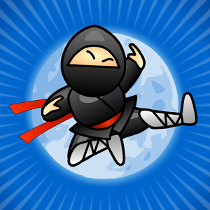Sticky Ninja Missions - Sticky Ninja has completed his training and must now pay off his student debts as a Bounty Hunter, cleaning up the sticky city streets.Flick sticky ninja around the platformer-style levels, completing missions and killing baddies.Lots of puzzle / arcade action over many levels.Now we\'ve added unlockable characters with different abilities. Play as Nunja or The Master.