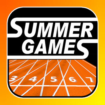 Summer Games 3D Lite - The Summer Games in 20 events ! -Athletics, -Cycling, -Rowing, -Swimming. Features: -100m Athletics, -400m Athletics, -4x100m Athletics, -1500m Athletics, -110m Hurdles Athletics, -Javelin Athletics, -Hammer Athletics, -HighJump Athletics, -LongJump Athletics, -PoleVault Athletics, -Keirin Cycling, -Sprint Cycling, -Pursuit Cycling, -Sprint Team Cycling, -500m Rowing, -1000m Rowing, -50m Swimming, -100m Swimming, -200m Swimming, -4x100m Swimming, -1 player or 2 players \