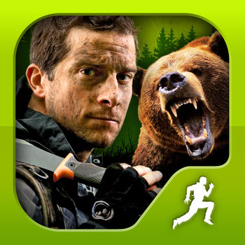 Survival Run with Bear Grylls - Multiplayer is here with the Skillz Multiplayer Network on iOS 7+! Place bets against your friends to see who comes out on top! Play for bragging rights, or put your money where your mouth is and try to earn some real cash (in permitted regions)!Sometimes you have to RUN… to Survive!  Survival Run with Bear Grylls is the latest game from indie studio F84 Games.  As Bear Grylls you will run for your life from the world's most relentless grizzly bear.  Traverse various environments and earn coins as you test your nerve.  In Survival Run, there is a hazard lurking around every corner!Features: - Simple controls and an exciting game play mechanic.- Play as your favorite survival expert, Bear Grylls.- Unlock 9 awesome Bear Grylls characters.- Rescue Choppers, Power Paragliders, Jetpacks and more!- High quality 3D graphics.- Game Center support for the spirit of competition.- Survival Tracker leveling system ensures that every meter counts!  No more wasted runs!- Multiplayer with the Skillz Multiplayer Network.This is just the beginning… More Content Updates coming soon!
