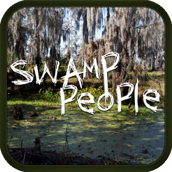Swamp People - Deep in the heart of Louisiana lies America's oldest swamp – a million miles of inhospitable bayous, marshes and wetlands where nature rules and humans struggle to tame it. Alligator hunting is one of the most exciting, and dangerous, activities one can engage in; and now's your chance.Tear through the swamps of Louisiana and hunt the biggest and baddest gators around. Simulating the life depicted on the hit History™ show Swamp People, set-up camp in the deepest reaches of the swamp and prepare yourself to hunt and race through the bayous. Learn the ways of swamp, survive deadly encounters with its residents, and show your friends you're the best swamper on the leaderboard.Features:· Camp ownership – a customizable hub for your swamp adventures· Character customization· Weapon and Boat upgrades· Trap upgrades – catch bigger gators with better traps· Gator hunts – compete against AI swampers at 10 different locales· Races – race against AI swampers in 8 different courses.· Dual analog controls· Bait and catch gameplay – lay traps for gators, return once sprung and take them down· Game Center – compete against friends on the leaderboards· Gator variety – over six different types of gators live in the swamp, ranging in size and aggressiveness**Optimized for: iPhone 4/4siPad 2/3
