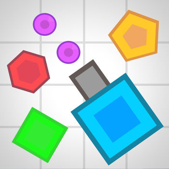 Tank War - Geometry Go Shot Color Dot.IO - Welcome to Tank battle arena.Defeat enemy tanks.Develop your skills in this strategy game.