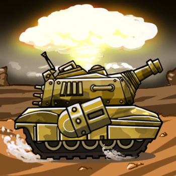 Tank Warz - *NOW FREE for a LIMITED TIME!*BUILD a CUSTOM TANK, PICK the RIGHT WEAPONS! HEAD TO WAR in this take on the PC CLASSIC, SCORCHED EARTH™!? ? ? ? ? • 2 unique game MODES• 9 beautiful BATTLEFIELDS• 10 POWERFUL items• 6 awesome MAIN WEAPONS• 6 diverse SUB WEAPONS• 5 different tank CHASSIS? ? ? ? ? http://twitter.com/TRINITIgames http://facebook.com/TRINITIgames
