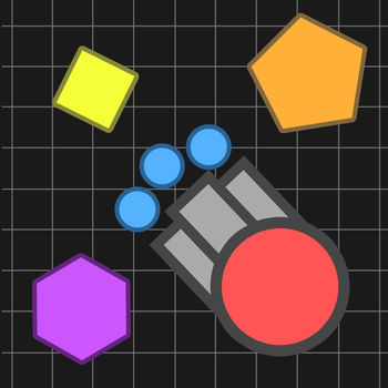 Tank.Io Diep War - Tanks Battle Avoid Other Tanks - >Tap screen to keep the Tank running>Avoid the obstacleStart Challenging your friends in the classic game !…