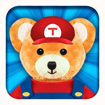 Teddy Bear Maker - The Best Present for your adorable children!#2 Free Kids Game in U.S. AppStoreLet's cut, sew, make and take photos with your very own playful, cuddly Teddy Bear!Teddy Bear Maker provides valuable time for your family, children and YOUSimple and easy to make it for Kids!Let's try together! Step 1. 15 different patterns are ready in the Teddy Bear Maker. Pick one pattern you like.Step 2. Cut and sew the Teddy Bear pattern, and fill the cotton inside, then you will have a normal bear doll.Step 3. Time to make it your own! Teddy Bear Maker has 70 different costumes and more than 100 accessories and 30 props for you. Tada! You could make more than 1million unique style Teddies! Amazing, isn't it?Step 4. Beautifully decorate your Teddy Bear and give her(him) a name! Now you completed to make your own Teddy Bear.Step 5. Make a good memory with your Teddy. Play and take photos with her(him).Bonus!!Are you ready to brag your lovely Teddy to your friends?- You can post the photos with Teddy on facebook or send it by email.- One more! Join the Teddy Bear Maker AWARDS!If you have wishes for Teddy Bear Maker, Please leave a review or email us!Your wishes may come true email : support@playorca.com