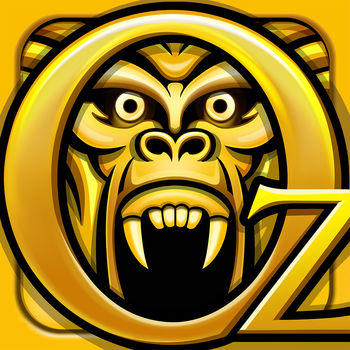 "Temple Run: Oz - The most thrilling running experience now comes to the yellow brick road! Reached No. 1 across the globe within hours of launch! Check out all-new China Girl, and see what critics are saying about Temple Run: Oz –• ""My favorite Temple Run game to date."" – TouchArcade• ""Lush environments, a tried-and-true game mechanic, and unique new worlds and mini-games that differentiate it from other Temple Run games."" – CNET• ""Prettier, faster, sleeker, and unafraid to go off the beaten path for a relaxing balloon ride."" – KotakuDisney and Imangi Studios present Temple Run: Oz – a brand-new endless runner inspired by Temple Run 2 and the film Oz the Great and Powerful. Play as Oz and outrun the shrieking flying baboons as you turn, jump and slide your way across the land. Begin your exhilarating adventure now and see how far you can run!NEW FEATURES• Run as China Girl and see Oz in different costumes – change it up!• Stunning environments inspired by the film – explore them all.• Fly in a hot air balloon – earn even more coins.• Explore different locations in Oz – follow sign posts or use 'head start' feature!• The environment changes as you run – test your reflexes.• Compete in weekly challenges & leaderboards – beat your friends!BONUS! Get 1500 coins for FREE when you download Temple Run: Oz today – that's $.99 USD worth of coins to buy power-ups and more!***For best results, play Temple Run: Oz on iOS 6.***Don't forget to see Oz the Great and Powerful on DVD and Blu-ray!Before you download this experience, please consider that this app contains social media links to connect with others, in-app purchases that cost real money, push notifications to let you know when we have exciting updates like new content, as well as advertising for The Walt Disney Family of Companies and some third parties."