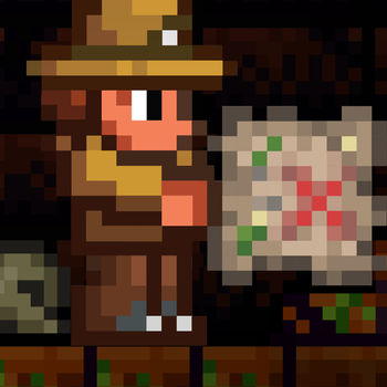"Terraria - DIG! FIGHT! EXPLORE! BUILD! Join the community of millions of Terrarians!""Terraria so damn engrossing. And it makes those comparisons to Minecraft seem a little half baked."" - Pocket Gamer\"