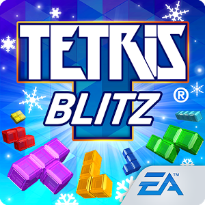 TETRIS Blitz - Experience the new high-speed, action-packed take on the iconic block puzzle game! It's two-minute Tetris® with exciting fresh features, including a stunning look and feel, rewarding Power-Ups to get as you climb levels, and intense Battles with friends.