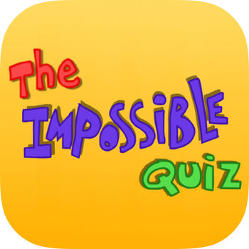 The Impossible Quiz - The legendary \