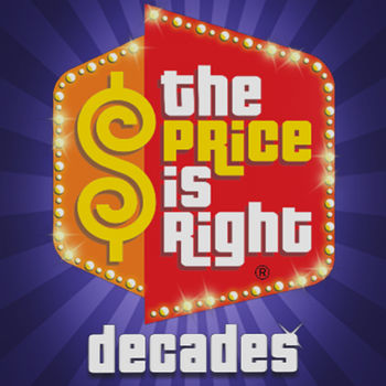 The Price is Right™ Decades - Come On Down! Take A Trip Back To Memory Lane!The Price Is Right Decades retains all of the treasured game play elements found in previous The Price Is Right apps, including classics such as 'Plinko,' 'The Big Wheel' and the popular 'Showcases,' but also features never-seen before pricing games! Additionally, a new twist awaits all players: you will have to guess the non-adjusted pricing of randomly selected items from different decades!The Price Is Right Decades features: • Favourite pricing games in 3D, plus the classic three (Contestant's Row, Showcase Showdown and Showcase) reflecting the selected decades• Authentic stages, sounds, Big Wheel, and other game elements modeled after all four decades of the TV show• Stunning visual effects and tons of new prizes• Fully customizable player avatars: choose hairstyles, clothing, accessories and moreThe Price is Right Decades guarantees hours of fun for the whole family and will definitely strike a nostalgic chord with the fans of the show!Get it now!*Supports iOS 4.0 and up.