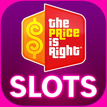 "The Price is Right™ Slots - *** Become The Spin Master, Play The Price Is Right Slots!***COME ON DOWN! Play the official new Price Is Right Slots on iPhone, iPod & iPad. The Price Is Right Slots combines all the elements of the greatest game show of all times: Pricing Games, classic music, ""The Big Wheel"" and more! Try to beat the odds and unlock new slots based on the show's classic Pricing Games as you level up.  Multiply you winnings by making it to the Pricing Game Bonus Round, Contestants\' Row, or by getting a shot at spinning the Big Wheel! The Price Is Right Slots features: • Slot Machines inspired by the show's classic Pricing Games. Each include a Pricing Game Bonus Round: Shell Game, Three Strikes, CliffHangers, Race Game, Plinko and more!• The chance to win a spot at Contestants\' Row and multiply your winnings• The chance to access the Big Wheel Time to multiply your winnings• Stunning visual effect, authentic stages & sounds, Big Wheel, and other game elements modeled after the TV show • The ability to Play as a guest or connect through your Facebook account. Facebook users can receive coins from friends and send & receive free spins!• Game Center Enabled: measure your achievements with the Price Is Right Slots Community.Become The Spin Master. Play now!By installing this application you agree to the terms of the licensed agreements."