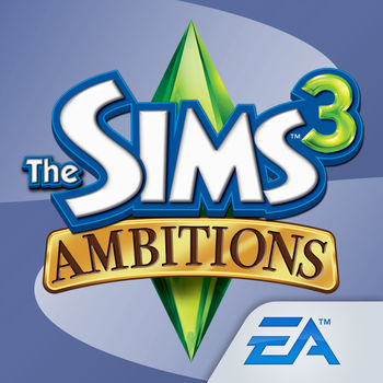 The Sims 3 Ambitions - THE MOST AMBITIOUS EXPERIENCE OF THE SIMS™ ON THE APP STORE! Now your Sims can turn passions into professions…Build dream homes or businesses…Even have BABIES! Get everything you love about The Sims and more from this all-new member of The Sims™ family of games for iPhone® & iPod touch®. CAREER MODE! MAKE A DREAM A DESTINYFor the first time ever on iPhone & iPod touch, turn your Sims' hobbies into fulfilling jobs. Will your Sim become a Firefighter? Rock Star? Artist? Teacher? Chef? Sports Star? Get down to business with new career-oriented goals, mini-games, outfits, and locations. Follow your Sims to work and see them get happier as they make their dreams come true.  BUILD MODE! CREATE A DREAM HOME OR BUILD UP A BUSINESSThink big with the improved and expanded Build Mode feature. Resize, add, or delete rooms, floors, walls, doors, and windows as you make a new home for your success-driven Sim. Buy and sell furniture and objects. And now you can also build workplaces like a Bistro, a Preschool, or a Night Club for your musical Sim to rock.BABIES! WHAT YOU'VE BEEN WISHING FOR!Your most requested feature is here! For the first time on iPhone & iPod touch, your Sims can have babies! Feed them, play with them, and put them to bed! Watch Sims babies become Sims toddlers. Take them to the park, play hide-and-seek, or give them a little cuddle. Having Sims children changes everything!IMPORT & EXPORT BETWEEN OTHER SIMS GAMES FOR iPHONE & iPOD TOUCH Bring in your favorite Sims from The Sims™ 3 and The Sims™ 3 World Adventures for iPhone & iPod touch. Give them the chance to pursue their dreams, too!   A COMPLETE EXPERIENCE! THE BIGGEST, BOLDEST YET      With all-new features,  plus more of the Sims gameplay you know and love, this really is the fullest experience of The Sims ever made for iPhone & iPod touch!_______________________________________Be the first to know! Get inside EA info on great deals, plus the latest game updates, tips & more…VISIT US: ea.com/iphoneFOLLOW US: twitter.com/eamobileLIKE US: facebook.com/eamobileWATCH US: youtube.com/eamobilegamesUser Agreement: terms.ea.comVisit https://help.ea.com/ for assistance or inquiries.EA may retire online features and services after 30 days' notice posted on www.ea.com/1/service-updates.Important Consumer Information.  Requires acceptance of EA's Privacy & Cookie Policy and User Agreement.