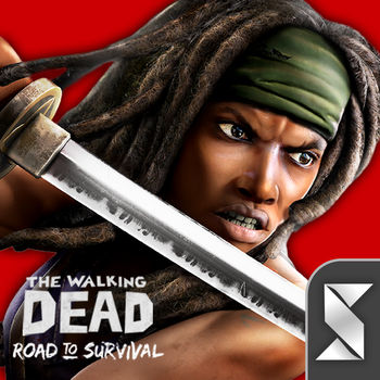 The Walking Dead: Road to Survival - Strategy RPG - The Walking Dead: Road to Survival is the definitive Walking Dead strategy game, brought to you by Robert Kirkman, creator of The Walking Dead comic series.Build your team of Survivors and develop battle strategies to lead them into battle in an uncompromising story, fraught with danger. Fight for survival against walkers and humans alike, using strategy to attack enemy weak points and deep RPG progression to decide your path. Build a town to keep the walkers at bay, but be warned – The horrors that lurk outside aren't the only threat, and your decisions are all that stand between life and death.Based on an all-new story from award-winning Walking Dead writer Jay Bonansinga, the dark aesthetic of this game reflects the uncompromising decisions you will need to make as you strategize for survival.*** LIMITED TIME FREE 4-STAR WEAPON GIFT *** - To celebrate the World at War in-game event, download The Walking Dead: Road to Survival now and check the Rewards Inbox to claim your 4-Star Dwight's Hunting Knife. (Will appear within 48 hours)The Walking Dead: Road to Survival Features:• UPGRADE YOUR TEAM – Recruit a ragtag team of survivors, and customize them to increase their battle strategy, skill strength and weapons prowess. Use RPG strategy to make your Survivors more powerful as they cut down the walkers.• YOUR DECISIONS HAVE MEANING – Use battle strategy to make life or death decisions during missions that will change the outcome of the game. Write your own story in this dynamic and compelling strategy game.• RECRUIT ICONIC CHARACTERS - Recruit famous survivors from The Walking Dead comics, including Michonne, Rick, Andrea and Glenn. And now, join Lee and Clementine from Telltale's The Walking Dead adventure games in a brand new journey.• BUILD THE ULTIMATE BASE – Build an airtight city to protect your survivors from the horror that lurks outside. Upgrade your Town Hall to expand your city into the wasteland, craft items at the Workshop and protect your survivors by building houses.• FIGHT WALKERS AND SURVIVORS –  Fight with strategy, using special melee and ranged attacks and deadly weapons, including Michonne's katana. Obliterate opponents using careful battle strategy and precise executions.• EXPLOIT STRENGTHS AND WEAKNESSES – Build your war strategy with unique, character-specific strengths and weaknesses to score powerful hits, but watch out for cunning enemies and vicious walkers. • JOIN ONLINE ALLIANCE FACTIONS - Don\'t be left behind! Band together with friends and allies to create a battle strategy, pool resources and survive in the harsh world of The Walking Dead.• EXPLORE A NEW 3D MAP – Discover a 3D map of the Eastern United States, with points of interest and iconic areas from The Walking Dead comics.• RULE FAMOUS WALKING DEAD LOCATIONS – Fight alongside your faction for dominance of famous locations from The Walking Dead universe including Alexandria, Woodbury, Sanctuary and more. Earn Boosts and other rewards for successfully capturing and defending your territories.• RAID ENEMIES IN STRATEGIC PVP BATTLES– Use cunning strategy to make your city come out on top. Take your survivors online, and use battle strategy to raid enemy strongholds on a wide-open world map. • LIVE IN-GAME EVENTS - Play to obtain valuable resources and new, exclusive Survivors.Walkers tear at your city's walls from the outside, while desperate Survivors rip apart the town's foundation from within. When the time comes to fight, what will you do?Download The Walking Dead: Road to Survival – Join the online war against the walkers today!Please Note: Walking Dead: Road to Survival is free to play, but it contains items that can be purchased for real money.