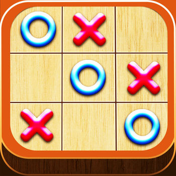 "Tic-Tac-Toe Go - Naughts and Crosses,School Switch Game - Tic tac toe (or Noughts and crosses, Xs and Os) is a paper-and-pencil game for two players, X and O, who take turns marking the spaces in a 3×3 grid. The player who succeeds in placing three respective marks in a horizontal, vertical, or diagonal row wins the game. The first player has 3 possible positions (corner, edge, or center) to mark during the first turn. First player can win or force a draw from any of these starting marks; however, playing the corner gives the opponent the smallest choice of squares which must be played to avoid losing. The second player must respond to the first player opening mark in such a way as to avoid the forced win. It supports one player (with computer) and two players, so you can play against your friends. ""ONE PLAYER Mode"" has three difficulty? - Easy: AI move random at any positon - Medium: AI can defend and check two-three in 9 Grids - Hard can defend and offend! Be careful! If you have any suggestions, Send a mail to lioninc@qq.com"