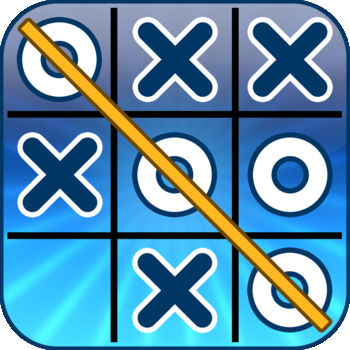 "Tic-Tac-Touch: FS5 (FREE) - Tic-Tac-Touch FS5 is the world\'s best Tic-Tac-Toe game for the iPhone and iPod touch and it\'s now FREE!5 out of 5 Stars - ""Fun, Simple, Classic, Well-done, Good!"" WhatsoniPhone.com- Multi-player support over the INTERNET via WiFi, EDGE or 3G!- Multi-player support over your WiFi LOCAL NETWORK!- 3 Levels; Beginner, Intermediate and Advanced- Achievements!- Game Center Leaderboards.- Play Against your Game Center Friends!- Undo, Hint and \"