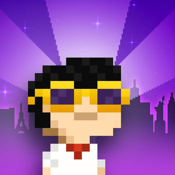 Tiny Tower Vegas - Tiny Tower is back, and this time we\'re going to Vegas, baby!- Build and manage your own hotel & casino filled with shopping, dining & entertainment floors!- Amass a fortune of bux by betting chips in a multitude of casino games!- Earn chips when your friends visit and play the games in your tower!- Customize your tower with impressively themed roofs, elevators and lobbies! - Keep tabs on the thoughts of employees and guests by reading the \