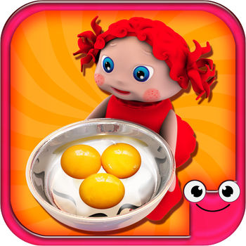 Toddler Kitchen Cooking Games-EduKitchen Girl Free - Give your kids all the power they need in the kitchen, but in a very unique educational way! Just download it and you'll see!-----------------------------------------------Features •18 Different Unique Educational Painting Games•Voice Over in 12 Different languages!English, Spanish, Arabic, Russian, Persian, French, German, Chinese, Korean, Japanese, Portuguese.•Fine Motor Skills Building!•Customizable!•Amazing Music & Sound Effects! •Unlimited Play and Innovative Rewards System!-----------------------------------------------GAMES•Learn To Eat Healthy- Find healthy fruits and vegetables among burgers and ice creams!•Fry Eggs and Learn To Count – Put the correct number of eggs into the frying pan.•Learn Sorting With Dishwasher Sorting Game– Pick up all the dirty dishes and put them in the dishwasher.•Learn Recycling – Find all the items that need to go into recycling bin. •Popsicle Topping – Add different fruits as toppings to popsicles•Cook Vegetable Soup – Find all the vegetables & toss them into the pan to make vegetable soup.•Set The Table – Set the dinner table!•Fruit Faces & Shape Recognition – Make a fun face with fruits.•Breakfast  Cereal– Have fun adding different fruits to your cereal.•Toast & Count– Toast breads and learn to count!•Size Arranging – Arrange 5 fruits from biggest to smallest or smallest to biggest.•Fruit Memory Match-Match pairs of fruits and learn their names!•Juice Connect – Connect each fruit to it's juice•Sorting & Refrigerator – Drag and drop all the objects that belong in the refrigerator.•Kitchen Timer – Set a timer to a certain number.•Popsicle Match – Match pairs of colorful popsicles!•Ice cream Maker – Our special dessert treat! ----------------------------------------------- MORE EDUCATIONAL GAMES FROM CUBIC FROG® Apps:•Preschool EduMath 1•Preschool EduMath 2•Preschool EduBirthday•Preschool EduKidsRoom•Preschool EduKitty•Preschool EduPaint•EduKitty ABC Website: http://www.cubicfrog.com