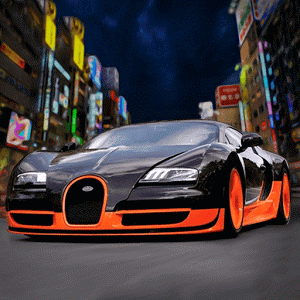 Tokyo Street Racing - Tokyo Street Racing is a fun and exciting sports car racing simulator game.