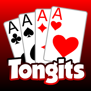 TongitsXtreme - Enjoy this exciting Pinoy card game called Tongits. TongitsXtreme is played offline and is absolutely free! *** New Feature: Left-swipe on the dump to review dumped cards ***In this app version of the game of Tongits, you play against 2 computer players. The Artificial Intelligence (AI) engines could be average or a hustler, a conservative or an aggressive player! They will challenge your analytical skills to the point of driving you to madness, leaving you in amazement of how brilliant they are.GAME FEATURES:- User Experience feels like the real thing.- Intelligent opponents with multiple AI personalities- Multiple levels. Lower levels are easier. Get past level 7 to unlock the more brilliant AIs.- You don\'t like cards dealt to you? No problem; just re-deal. (Only available in Level 7++).- Detailed Payment Scheme to guide you how much you are winning (or lossing).- Select your card back design- Interactive Messages to guide you throughout the game- Tokens and flags to remind player of previous round winner, last player to pick card from stack, and jackpot winner- Player\'s Money, Level, Rounds played, etc. backed-up even if App is updated GOAL:Tong-its is a 3 player card game developed in the Northern Philippines. Your goal is to reduce the total value of your hand on your turn. You will win if you have done one of the ff : a) Eliminated all your cards (\