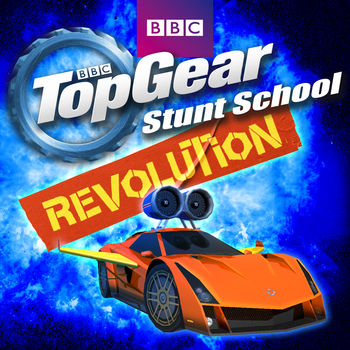 Top Gear: Stunt School Revolution - The official BBC Top Gear Game!Millions have downloaded Top Gear: Stunt School Revolution. With incredible visuals, loads of outrageous cars, iconic world locations, endless and mostly ridiculous customizations and truly unbelievable stunts, it's everything you'd expect from the Top Gear team. Want to balloon hop a motor home to clear the Grand Canyon? Use your sports car and escape Alcatraz by leaping as far as you can and landing on a barge? Speed through a roller-coaster on a New York skyscraper with a cow on your pickup? You can do all this and more in Top Gear: Stunt School Revolution. • Endless vehicle customisations to tweak your car performance to any scenario • A fantastically responsive, intuitive driving experience • Fantastic iconic locations from around the world – Grand Canyon, Alcatraz, Sydney Harbour, New York, Moscow, London and China • Tell everyone about it on Facebook and Twitter • The game is free to play and in-app purchases are available for extra Gold Nuts, Permits and Stig Dollars if you can\'t wait. For all the latest news on the game follow us on Twitter @TopGearSSRThis App contains:- links to selected social media sites- in-app purchases that cost real money- push notifications to let you know when we have exciting updates like new content- advertising