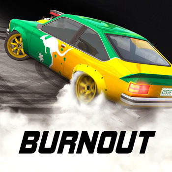 Torque Burnout - Torque Burnout is an unashamedly over the top \'driving\' game which combines the best parts of every racing game!Grip the wheel, put your foot to the floor and drive, completing donuts and drifts like a champion.  Evolve your ride and push it to it\'s limits, rally the crowd into a frenzy and then push it some more to reign supreme as the BURNOUT KING!Features:- Realistic burnout simulation complete with gorgeous smoke, bursting tires and flaming engines!- A wide variety of cars each with unique handling and customization.- Thundering engine sounds that will send chills down your spine.- 3D Touch driving controls on supported devices.Coming Soon:- More cars and engines.- More challenges.Notes: - iPhone 5, iPad 3, iPad Mini 2, iPod Touch 6th Generation or newer device is required to play.- A network connection is recommended but not required to play.- Torque Burnout is free to play. In game credits can be purchased using real money via in-app purchases.Any problems? Any questions? Any suggestions? We\'d love to hear from you!FACEBOOK: http://www.facebook.com/torqueburnoutTWITTER: http://twitter.com/leagueofmonkeysYOUTUBE: http://youtube.com/theleagueofmonkeysFORUM: http://leagueofmonkeys.com/forumHOMEPAGE: http://leagueofmonkeys.comFAQ: http://leagueofmonkeys.com/support/torqueburnout