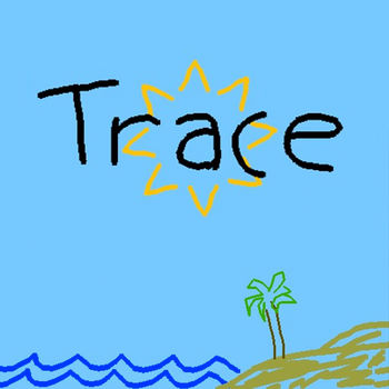 Trace - We\'ve finally released Trace 2! If you\'ve enjoyed this game over the years, please consider supporting us and go check it out :D Trace is a casual platformer where you draw your own path through the levels. Use the touch screen to draw platforms and navigate past obstacles to reach to goal at the end of each level. The game is easy to pick up and play anytime, and high scores add another level of challenge. • 6 Unique Worlds • 120 Levels • Original Soundtrack • Free! ______________________________________ \